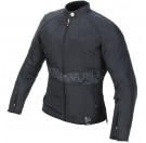 Power Trip Ladies Jet Black II Textile Jacket
