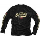 100% - Barstow Long Sleeve Tee Shirt Black