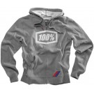 100% - Syndicate Zip Front Hoody