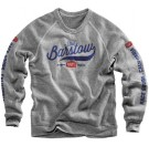 100% - Ride Barstow Crewneck Sweatshirt Grey