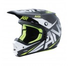 Answer Evolve 3 Helmet_Black/Yellow/White