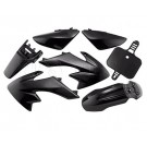 CRF50 Body Plastic kit-All black