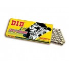 D.I.D 520ATV Racing X-Ring Chain GLD/BLK