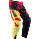 Answer Elite Pant_Red/Black/Yellow