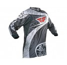 Fly-09 Evolution Jersey-blk/wht