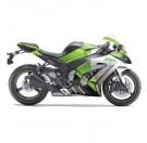 Factory Effex-Kawasaki EV-R Complete Graphics Kit
