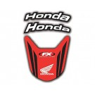 FX-Front Fender Graphics-Honda
