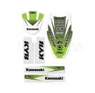 FX-Kawasaki Trim Kit KX125-250 99-02