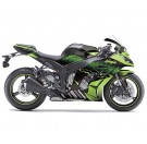 FX-Kawasaki EV-X Complete Graphics Kit