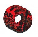 FX-Metal Mulisha Red/Black Moto Grip Donuts