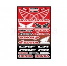 FX-Honda Generic Sticker Sheet