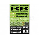 FX-Kawasaki Generic Sticker Sheet