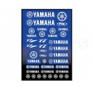 FX-Yamaha Generic Sticker Sheet