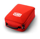 100% - Goggles Case_red