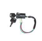 Ignition Switch w/keys