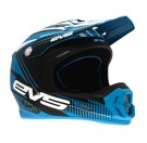 EVS-T7 Pulse Helmet-black/blue