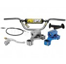 Two Brothers Racing-Bar and Clamp Kit-KLX110 / DRZ110