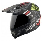 Speed and Strength-SS2500 Helmet-Urge Overkill