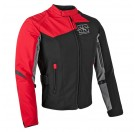 Speed and Strength Women's Backlash Textile Jacket_Red