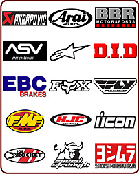 We carry all major brands at the lowest prices and oem parts!